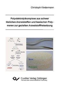 Polyelektrolytkomplexe aus schwer löslichen Arzneistoffen und ba