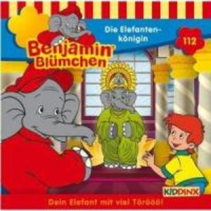 Benjamin Blümchen 112. Die Elefantenkönigin