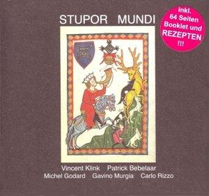 Stupor Mundi-54seitiges Booklet
