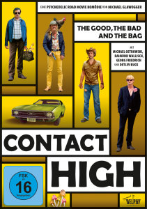 Contact High (DVD)