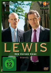 Lewis - Der Oxford Krimi. Staffel 3