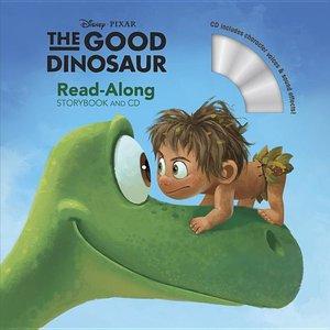 The Good Dinosaur. Storybook and CD