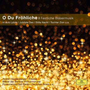 Oh Du Fröhliche - Festliche Bläsermusik (CC)