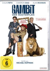 Gambit-Der Masterplan (DVD)