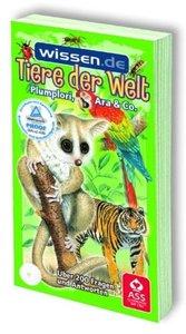 ASS Altenburger - Quizfächer wissen.de Tiere der Welt
