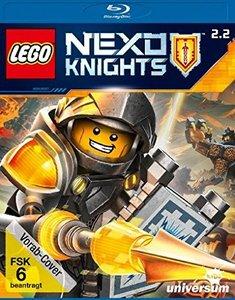 Lego Nexo Knights - Staffel 2.2 BD
