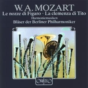 Le nozze di Figaro/La clemenza di Tito(Harmoniem.)