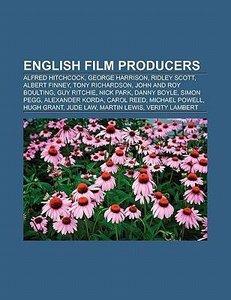English film producers