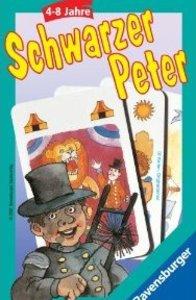Schwarzer Peter. Kartenspiel