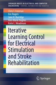 Iterative Learning Control for Electrical Stimulation and Stroke