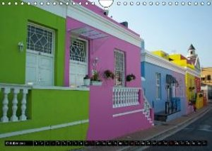 South Africa / UK-Version (Wall Calendar 2015 DIN A4 Landscape)