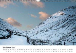 The Lake District 2015 Calendar (Wall Calendar 2015 DIN A3 Lands