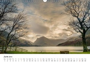 The Lake District 2015 Calendar (Wall Calendar 2015 DIN A3 Lands
