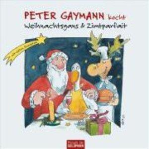 Peter Gaymann kocht: Weihnachtsgans & Zimtparfait