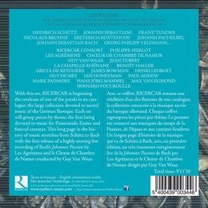 Geistl.Barockmusik aus Deutschland-Passion/Ost