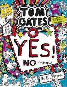Tom Gates 08: Yes! No (Maybe...)