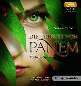 Die Tribute von Panem 1. Tödliche Spiele (2 MP3-CD)