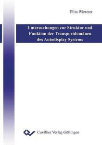Untersuchungen zur Struktur und Funktion der Transportdomänen de