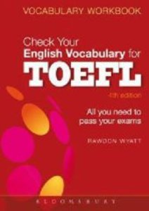 Check Your English Vocabulary for TOEFL