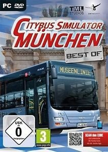 Citybus Simulator München - Best of!