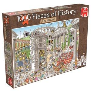 Rob Derks Pieces of History - Die Römer - 1000 Teile