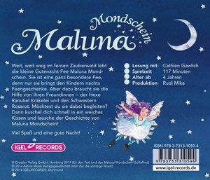 Maluna Mondschein 01. Die kleine Gutenacht-Fee