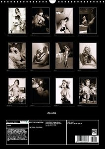 d\'à côté (Wall Calendar 2015 DIN A3 Portrait)