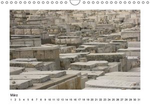 ISRAEL (Wandkalender immerwährend DIN A4 quer)