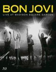Live At Madison Square Garden (Blu Ray DVD)