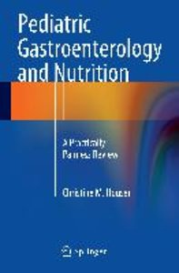 Pediatric Gastroenterology and Nutrition