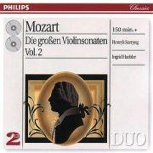 Die Großen Violinsonaten Vol.2