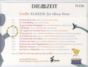 Die ZEIT-Edition/Große Klassik Für Kleine Hörer - zum Schließen ins Bild klicken