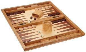 Philos 1126 - Milos, groß, Backgammon