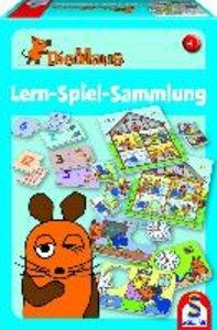 Schmidt Spiele 40478 - Die Maus: Lern-Spiel-Sammlung