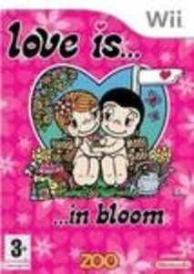 Love is ... in bloom