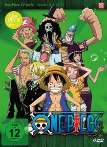 One Piece - TV-Serie - Box 13