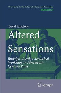 Altered Sensations