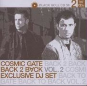 Cosmic Gate: Back 2 Back