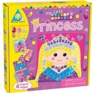 Invento 620702 - The Orb Factory: My First Sticky Mosaics - Prin