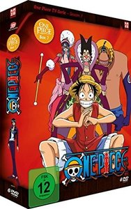 One Piece - TV-Serie - Box 7