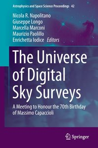 The Universe of Digital Sky Surveys