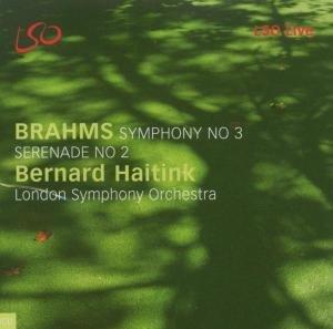 Sinfonie 3/Serenade 2