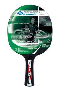 Donic-Schildkröt 705141 - Tischtennis Schläger Champs Line 400,