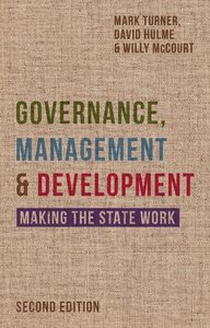 Governance, Management and Development