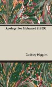 Apology for Mohamed (1829)
