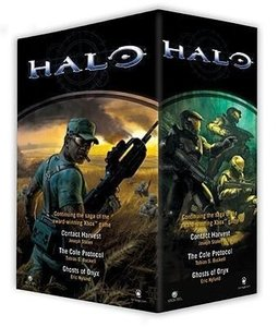 Halo Boxed Set: Contact Harvest / The Cole Protocol / Ghosts of
