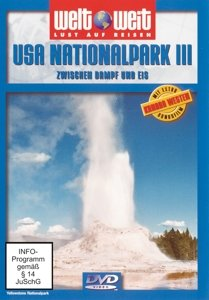 USA-Nationalparks 3 (Bonus Parks Kanada)