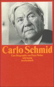 Carlo Schmid 1896 - 1979