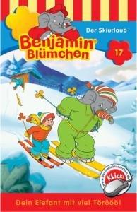 Benjamin Blümchen 017. Der Skiurlaub. Cassette