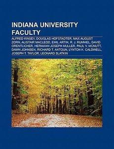Indiana University faculty
